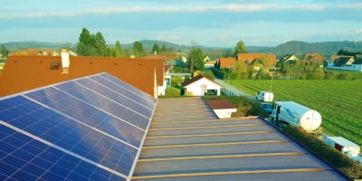 Un techo fotovoltaico es muy rentable para todo tipo de empresas