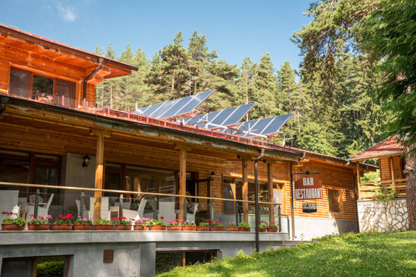 Electricidad fotovoltaica para restaurantes