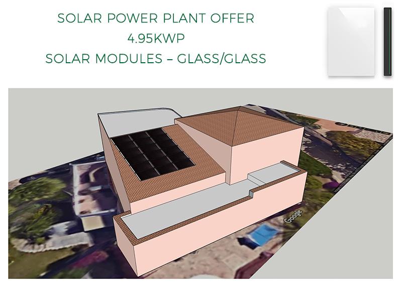 solar power plant offer