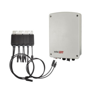 Single Phase Inverter with Compact Technology