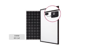 solar panel LG