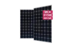 panel solar 315W
