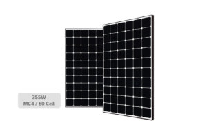 paneles solares de gamma alta