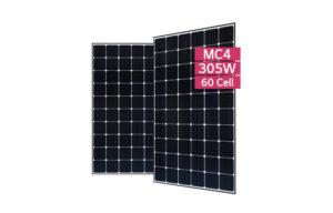 solar panels 305W