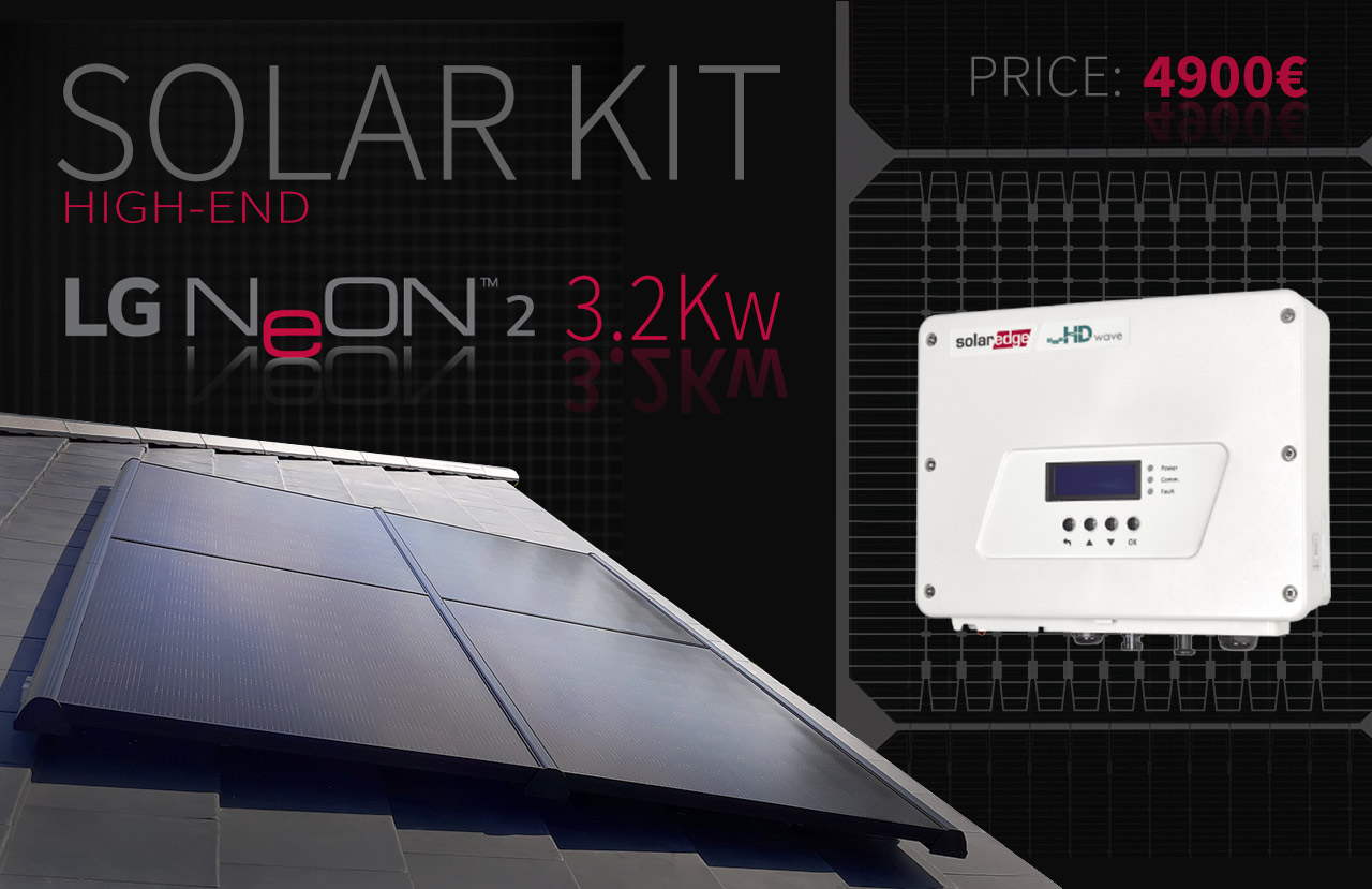 solar kit high end