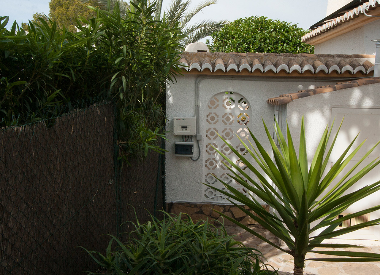 instalation of inverter in Costa Brava and Costa Dorada